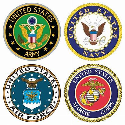 Armed Forces Clipart Clip Seals Military Plaques