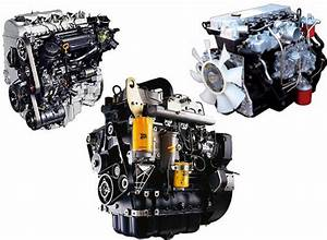 Isuzu Service Diesel Engine 4hk1