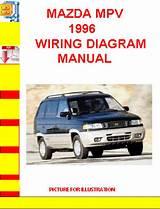 Mazda Mpv 1996 Wiring Diagram