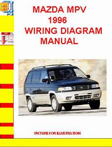 Mazda Mpv 1996 Wiring Diagram Manual