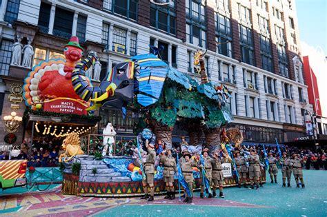 macys thanksgiving day parade info