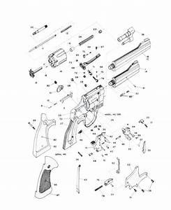 S U0026w  357 Combat Magnum U00ae Revolver Model 586