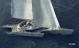 Largest Trimaran Luxury Yacht Charter Superyacht News