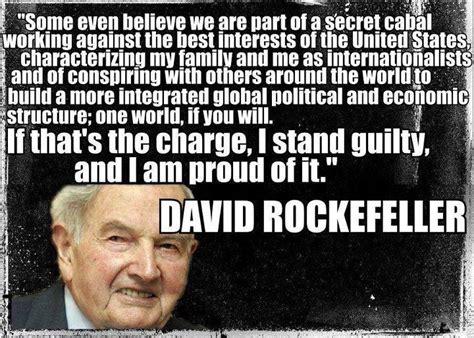 Illuminati Rockefeller by David Rockefeller Politic And Economic Dinasty