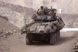 Marine Lav Light Armored Vehicles