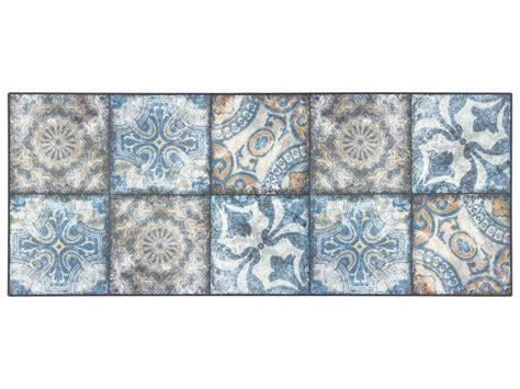 tapis de cuisine conforama tapis de cuisine 50x80 cm vinyle ciment chez conforama