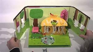 Youtube Trois Petit Cochon : pop up les trois petits cochons youtube ~ Zukunftsfamilie.com Idées de Décoration