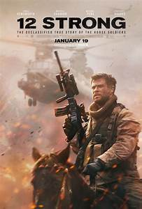 12 Strong (2018) Poster #1 - Trailer Addict