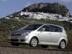 Toyota Corolla Verso 2006 : toyota corolla verso jahrgang 2006 gilgenshop ~ Medecine-chirurgie-esthetiques.com Avis de Voitures