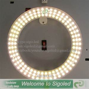 12v Dc Led Tube Light Price 7w 11w Led Ring Light Led Circle Lamp Led Circular Tube Id