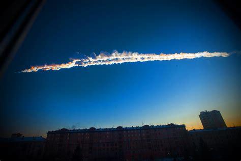 Meteorite Crashes in Russia