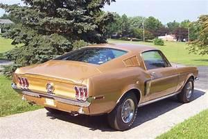 '68 Mustang GT