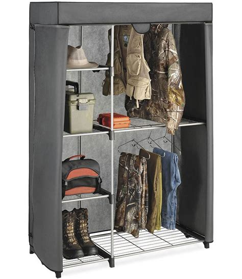 standing closet rack free standing closet organizer in clothing racks and wardrobes