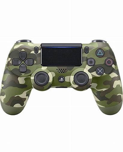 Dualshock Camo Control Ps4