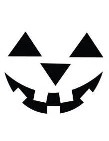 Pumpkin Face Templates Printable Free