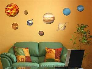 9 best images about solar system decals on pinterest With educational solar system wall decals