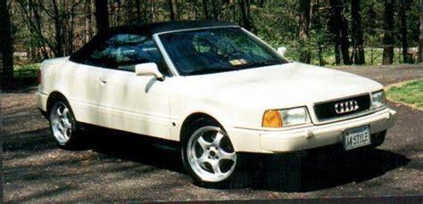 1994 Audi Cabriolet Fuse Box by Ssblast20 1994 Audi Cabriolet Specs Photos Modification