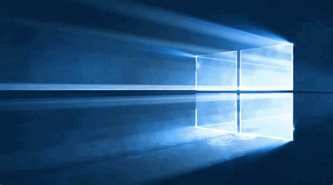 Windows 10 Animated Gif Wallpaper - windows 10 s new desktop wallpaper is made out of light