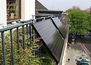 Mini Solaranlage Balkon : experten ratgeber nutzung von mini solaranlagen ~ Orissabook.com Haus und Dekorationen