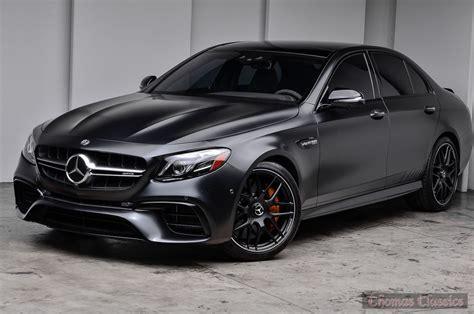 2018 Mercedes-benz E-class Amg E 63 S Akron Oh 24923218