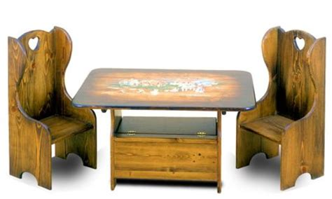 woodworking plans for childrens table and chairs r14 1150 childs table and chairs vintage woodworking