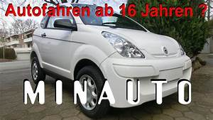 Auto 16 : aixam minauto mopedauto microcar auto fahren ab 16 jahren infos und vorstellung ~ Gottalentnigeria.com Avis de Voitures