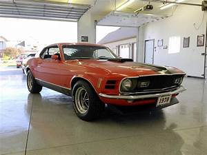1970 FORD MUSTANG MACH 1 428 CJR FASTBACK - 161944