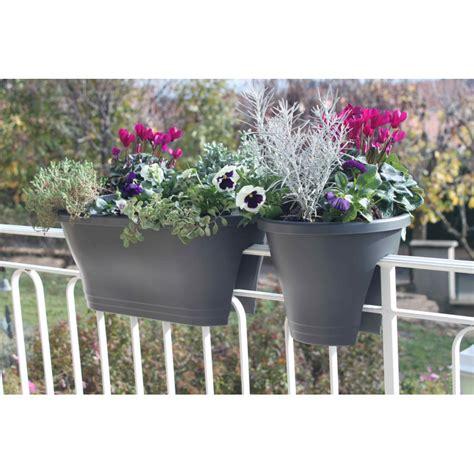pot de fleurs de balcon corsica jardin et saisons