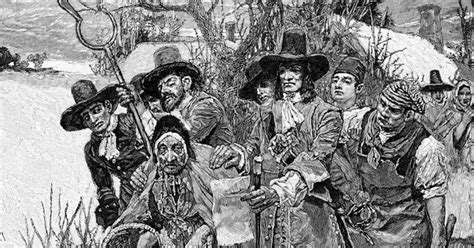 A suspect fainting before judge during witch hunt trial by darley bettmann /getty images the legend of salem: Salem Witch Trials: 6 Explanations For The Hysteria