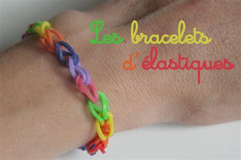 bracelets d 233 lastiques cabane 224 id 233 es