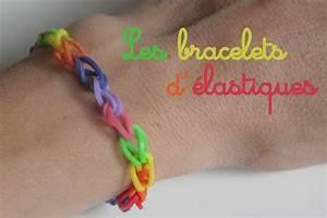 Bracelet Avec Elastique : bracelets d 39 lastiques cabane id es ~ Melissatoandfro.com Idées de Décoration