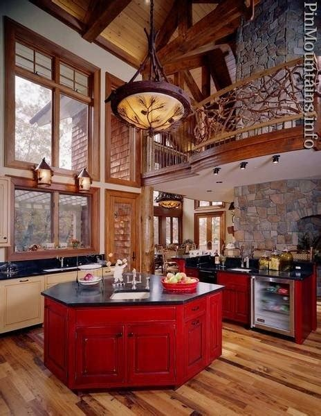 house kitchen cabinets 39 best images about mountain home kitchens on 1993