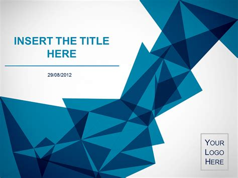 templates powerpoint gratis origami free template for powerpoint and impress