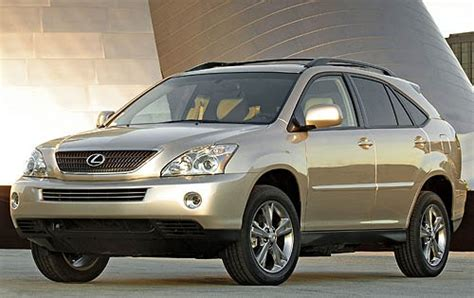 Used 2007 Lexus Rx 400h For Sale