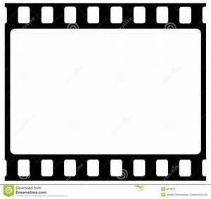 35mm Film Frame Stock Photo Image 3972870
