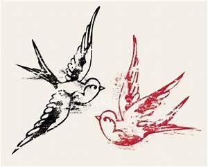 Hirondelle °°°°° - Fanatik Tattoo