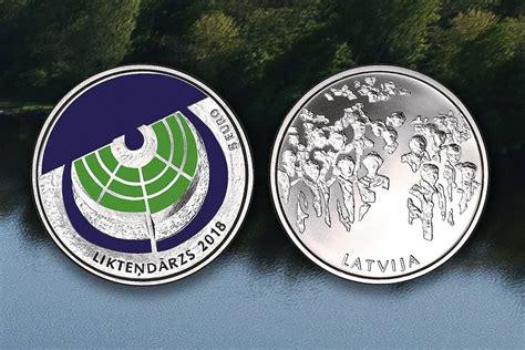 Prezentēs Likteņdārzam veltītās Latvijas Bankas sudraba ...