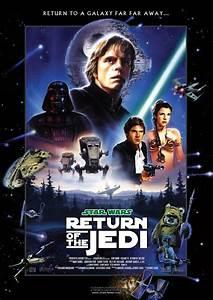 Poster Star Wars : star wars episode vi return of the jedi review from ~ Melissatoandfro.com Idées de Décoration