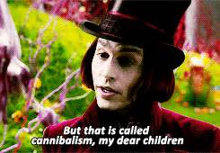 johnny depp. willy wonka | Tumblr
