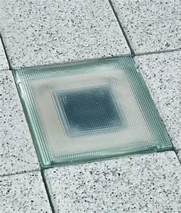 pose pave de verre exterieur 3 pav233 lumi sol lumineux With pose pave de verre exterieur