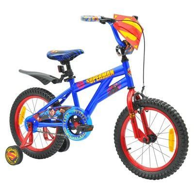 Superman 40cm Bike $58 Big W  Birthdays & Gifts Pinterest