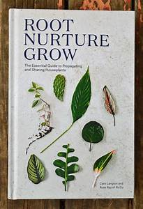 Root Nurture Grow  The Essential Guide To Propagating And
