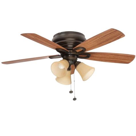 hton bay ceiling fan clarkston 44 in indoor 100 images no1 hton bay