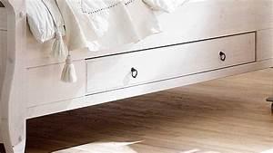 Massivholzbett Weiß 180x200 : holzbett massiv wei ~ Sanjose-hotels-ca.com Haus und Dekorationen