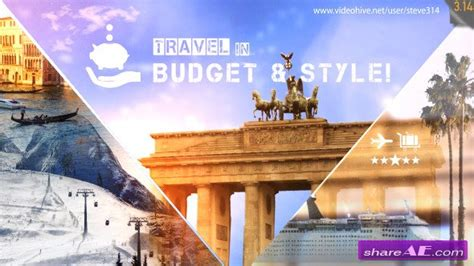 Travel Agency Advert Videohive Free Download After Effects Template by Videohive Travel Agency Tv Commercial 187 Free After Effects