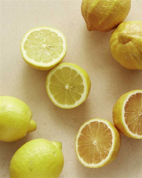 vegetable storage 20 essential lemon recipes martha stewart