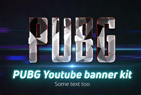 pubg banner templates