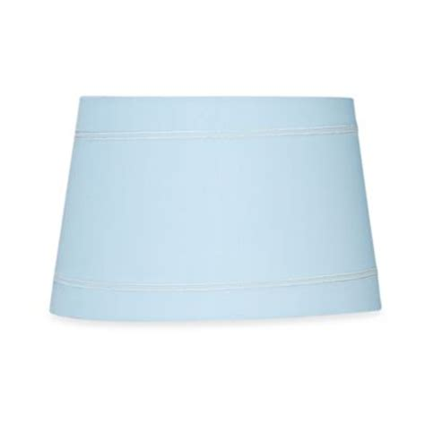 light blue l shade buy light blue l shade from bed bath beyond