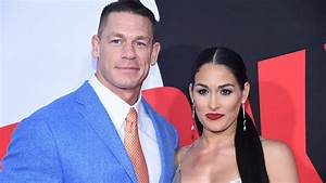 Nikki Bella says she and John Cena are 'just friends ...
