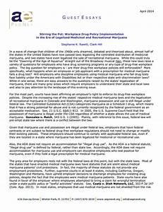 Marijuana Legalization Essays Guest Essays A E Pronet